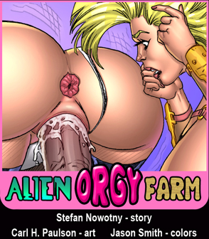Alien Orgy Farm