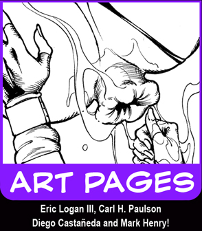 Pencil Pages